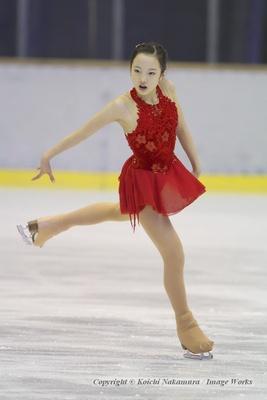 ジュニアとは思えない難度の高いプログラムだ。本田真凜のノーミスの演技を期待したい