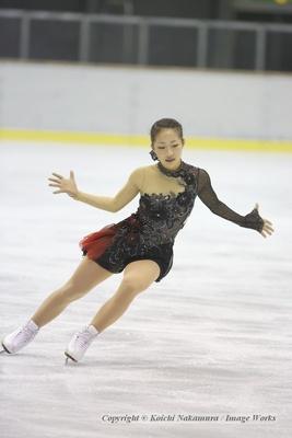 今季、ジュニアへの残留を選択した新田谷凜。全日本ジュニアでは表彰台を狙う