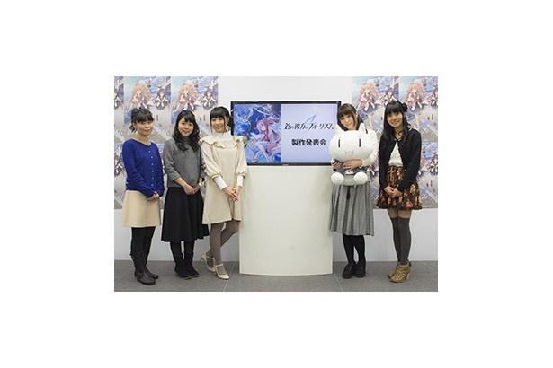 新情報たっぷりの「蒼の彼方のフォーリズム」発表会