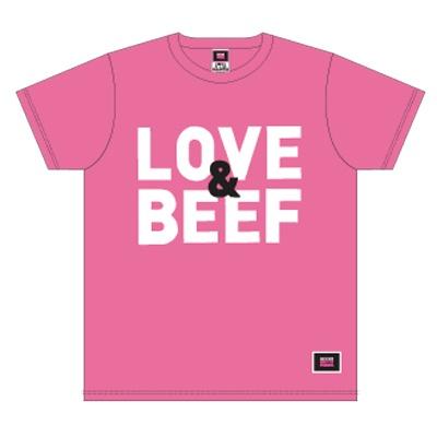 さすがマック!「LOVE&BEEF」