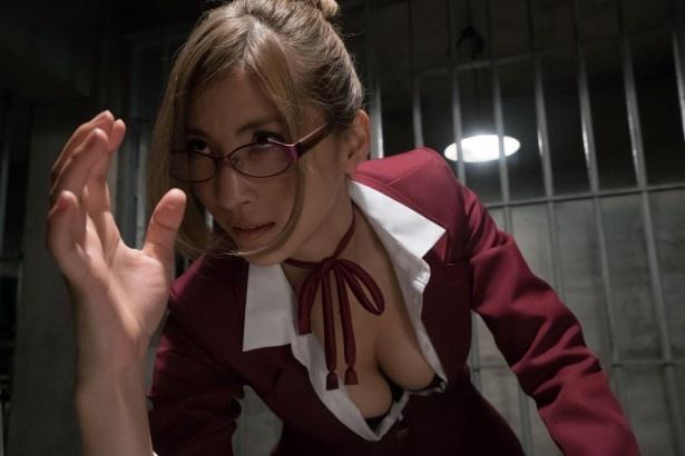 ドラマ「監獄学園-プリズンスクール-」で、セクシーで再現度の高いビジュアルが注目されている副会長・芽衣子役の護あさなにインタビュー!