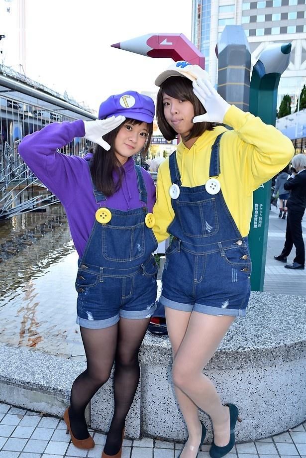 おそ松さんやワンパンマンがコスフェスTDCに集結!