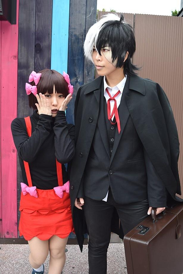 コスプレ美女×イルミ!コスフェスTDC2日目レポ