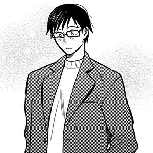コミック「服着る」が更新、使いまわせるコートって?
