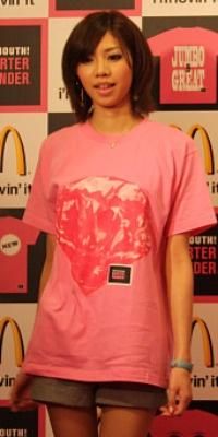 ももえりちゃんが一番好きなのはこのTシャツ