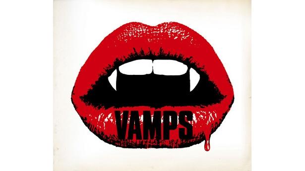 1st ALBUM「VAMPS」の初回受注限定生産盤ジャケット