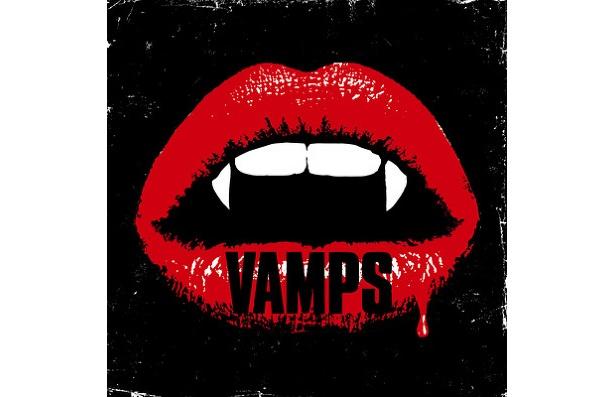 1st ALBUM「VAMPS」の通常盤ジャケット