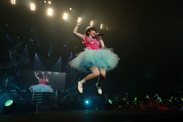 内田彩セカンドライブに7千人のファンが沸いた!