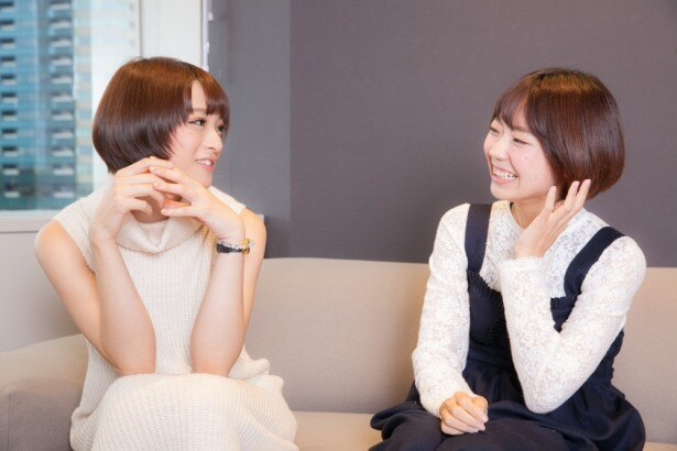 ナナシス・高田憂希&井澤詩織インタビュー[楽曲編]