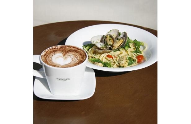 代官山の人気カフェ「サイン」が立川に誕生