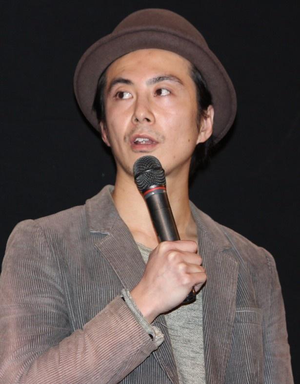 『森のカフェ』で主演を務めた管勇毅