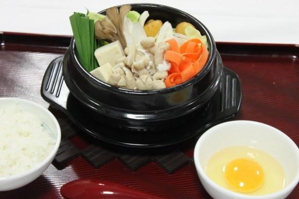 11月9日に「北海道メニューコンテスト」が開催され、砂川SA下り線の「ピリ辛ホルモン寄せ鍋」(980円)が最優秀賞を受賞した