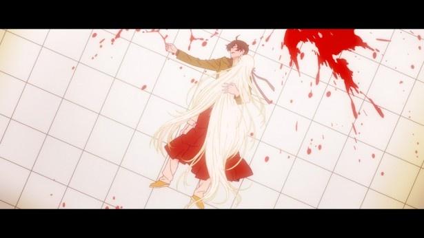 「傷物語<I鉄血篇>」最新カットが到着!