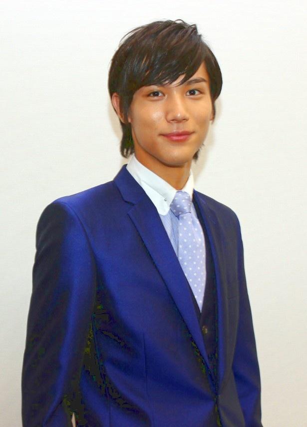 『映画ちびまる子ちゃん イタリアから来た少年』で声優に初挑戦した中川大志