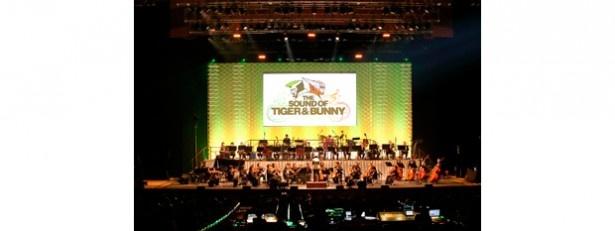 「TIGER&BUNNY」のコンサートがBDに!