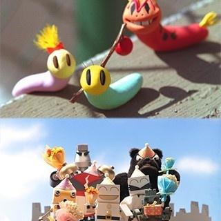 特製パペットが抽選で当たるプチプチ・アニメ上映会