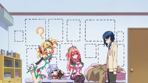 アニメ「ハッカドール」第13話先行カットが到着!