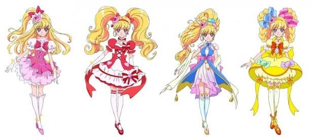 魔法つかいプリキュアは4つのスタイルに変身画像35 芸能
