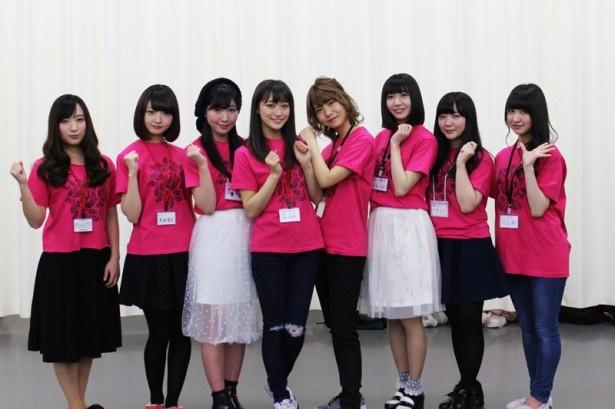 i☆Ris茜屋&澁谷、舞台への意気込みを語る!