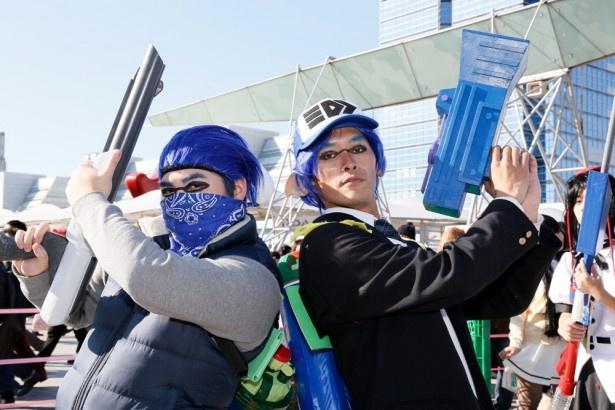 コミケ二日目にコスプレ広場で見つけたコスプレイヤー20選!
