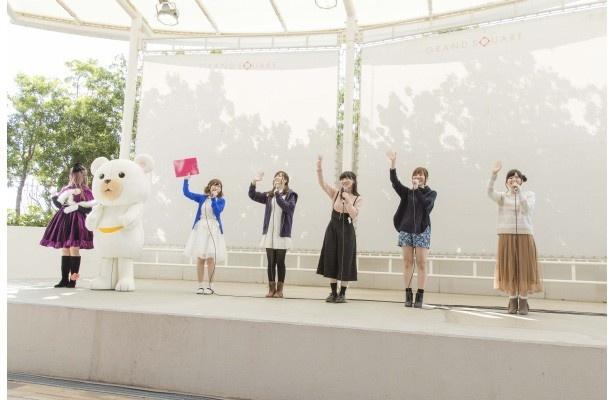 異色の試みばかりのSHIROBAKO秋祭りは大盛況