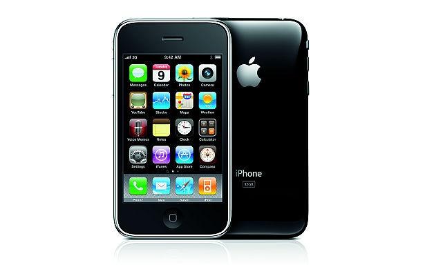 これが話題の「iPhone 3G S」!魅力はなんといってもその速さ