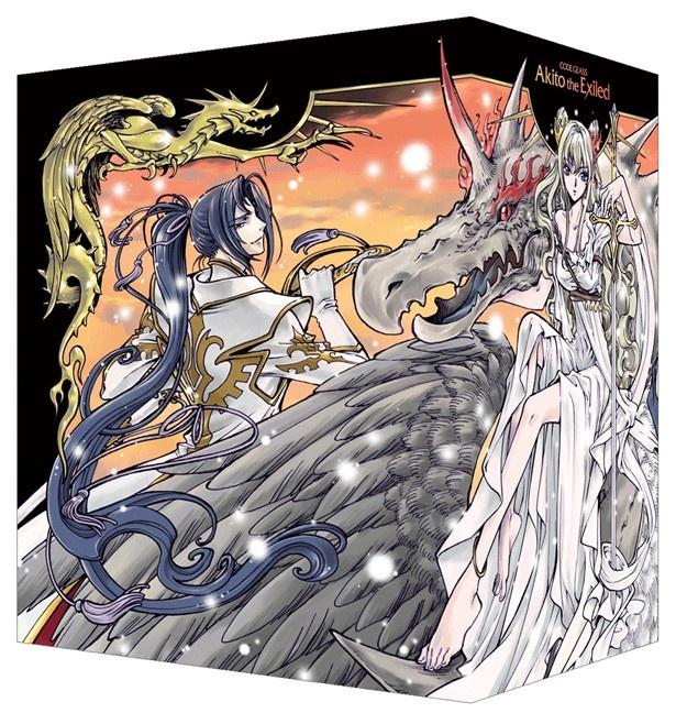 「コードギアス亡国のアキト」最終章BDは4月発売