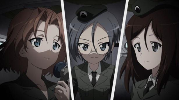 「ガールズ&パンツァー劇場版」4DX上映が決定!