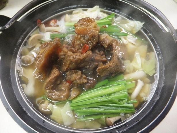 柔らかな牛すじがおいしい兵庫県の「神戸牛すじ鍋」