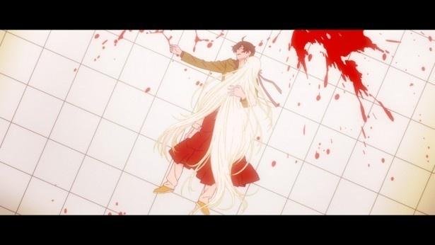 大ヒット「傷物語」追加特典に描き下ろしポストカード