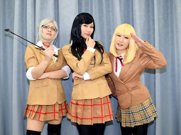 第16回「acosta!」で見つけたコスプレ美女たち(その4)