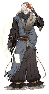 """京極夏彦。能力名は「憑き物落とし」""""憑き物""""を与え、対象の精神を変調させる"""