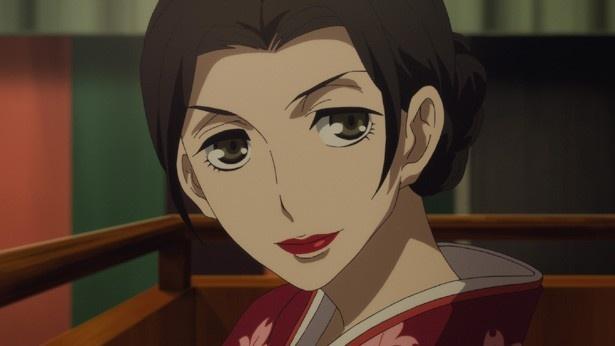アニメ「昭和元禄落語心中」第4話先行カットが到着