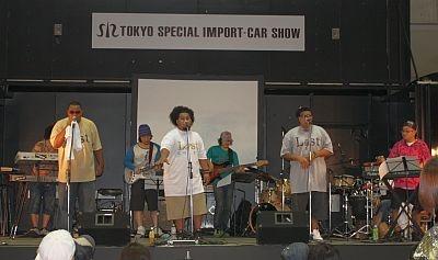 KONISHIKI with LAGAのハワイアンライブ