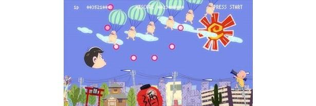 「おそ松さん」完全新作が上映されたBD発売イベント
