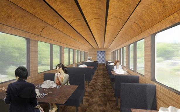 西武鉄道の観光電車「旅するレストラン 52席の至福」が予約受け付け開始(写真はイメージ)