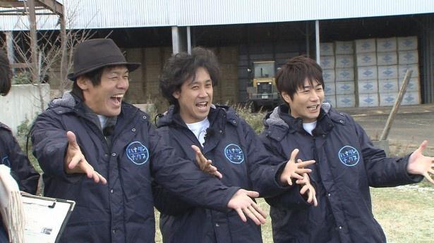 メンバーたちはドラマで見せるクールな顔とはまた違った一面を見せる