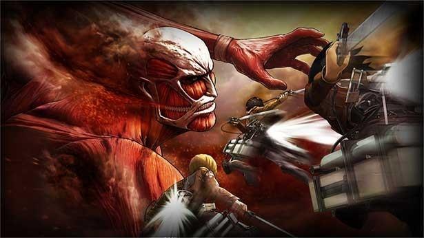 あの大ヒットアニメの世界を追体験!ゲーム「進撃の巨人」発売