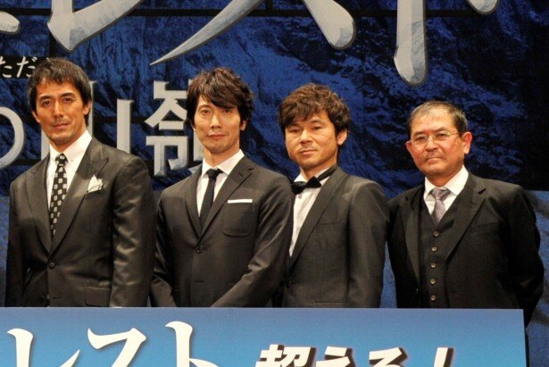 「エヴェレスト 神々の山嶺」は3月12日(土)に日本公開を迎える