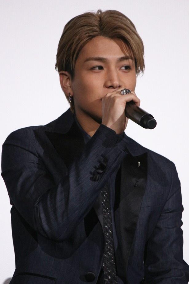 岩田剛典、三代目JSBメンバーから総ツッコミ!?