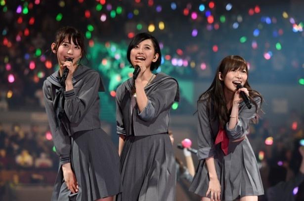 HKT48春のライブツアーの兒玉遥