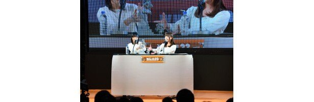和氣と富田でやりきった!二人では初のイベント「ギャル子ちゃん」ラジオ公開録音inワンフェス