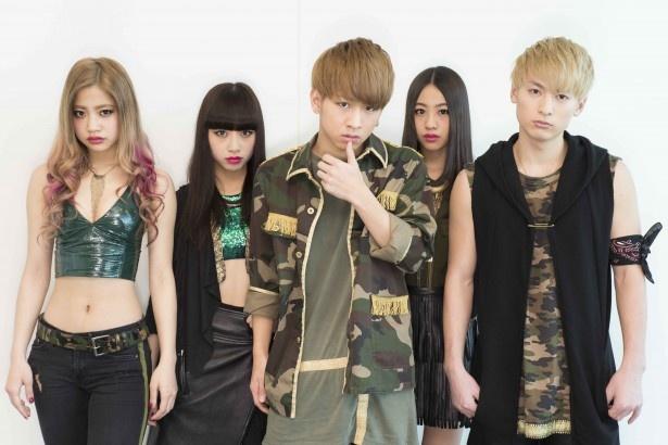 1月27日に、2ndシングル「ladi dadi」をリリースしたlolにインタビュー
