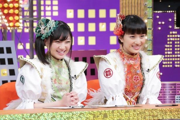 ももいろクローバーZ・百田夏菜子、有安杏果が「出没!アド街ック天国」に出演