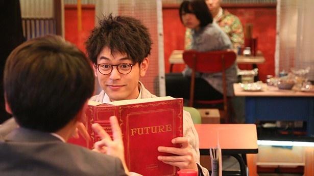 「未来」を知りたがる若者に助言