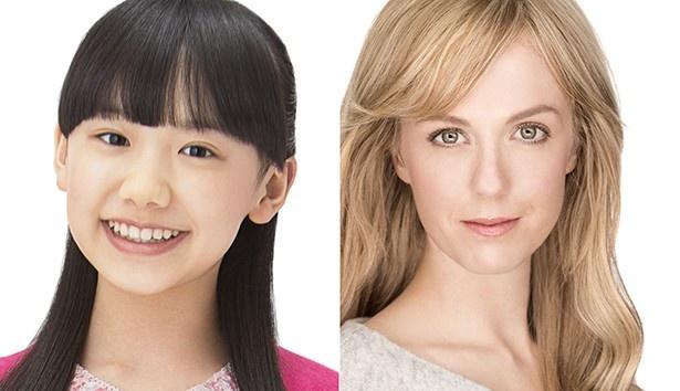 芦田愛菜、シャーロット・ケイト・フォックスが、初共演にしてW主演! 野島伸司が紡ぎ出す、珠玉のホームコメディーが4月スタート