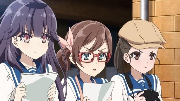「ハルチカ」第6話「エレファンツ・ブレス」先行カットが到着! さらに瀬戸麻沙美インタビューも公開!!