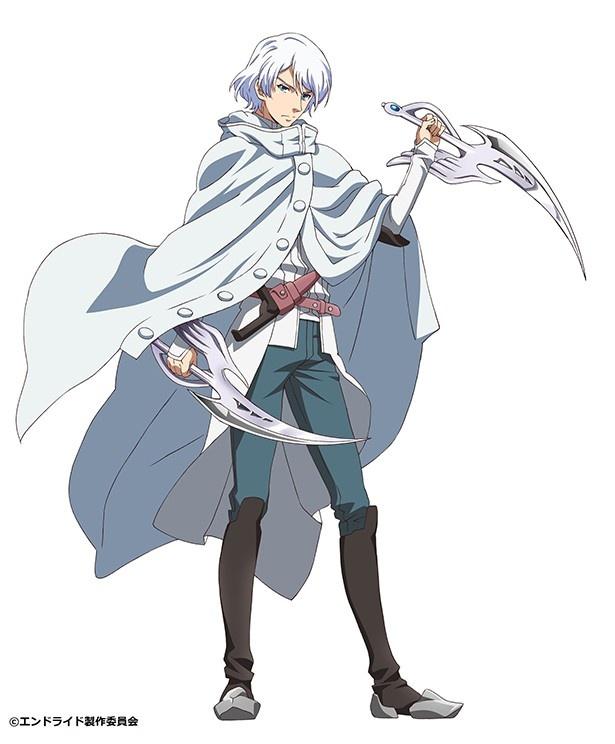 新アニメ「エンドライド」追加キャストが発表。伊藤静&内田雄馬が出演決定