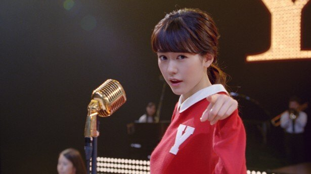 メーンキャラクターを務める桐谷美玲