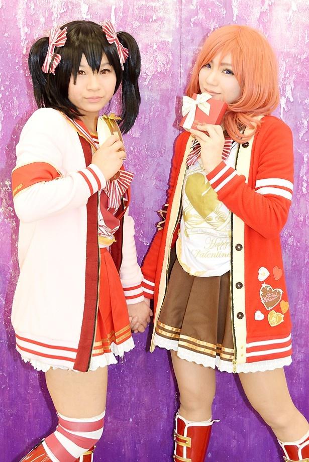 バレンタイン企画!「acosta!」で見つけたコスプレ美女たちからチョコをゲット!!(その2)